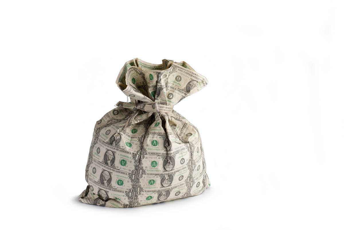 Money Bag | Ray Beldner